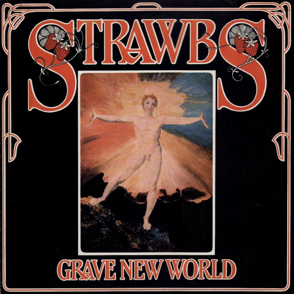 Strawbs (1972) Grave New World (Remastered 1998) preview 0